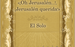 Separata_Oh_Jerusalen_El_Solo_SP