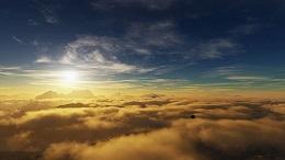 paisaje cielo