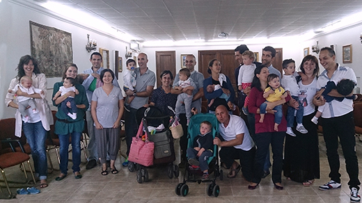 Family Get-together, Italy, 2015