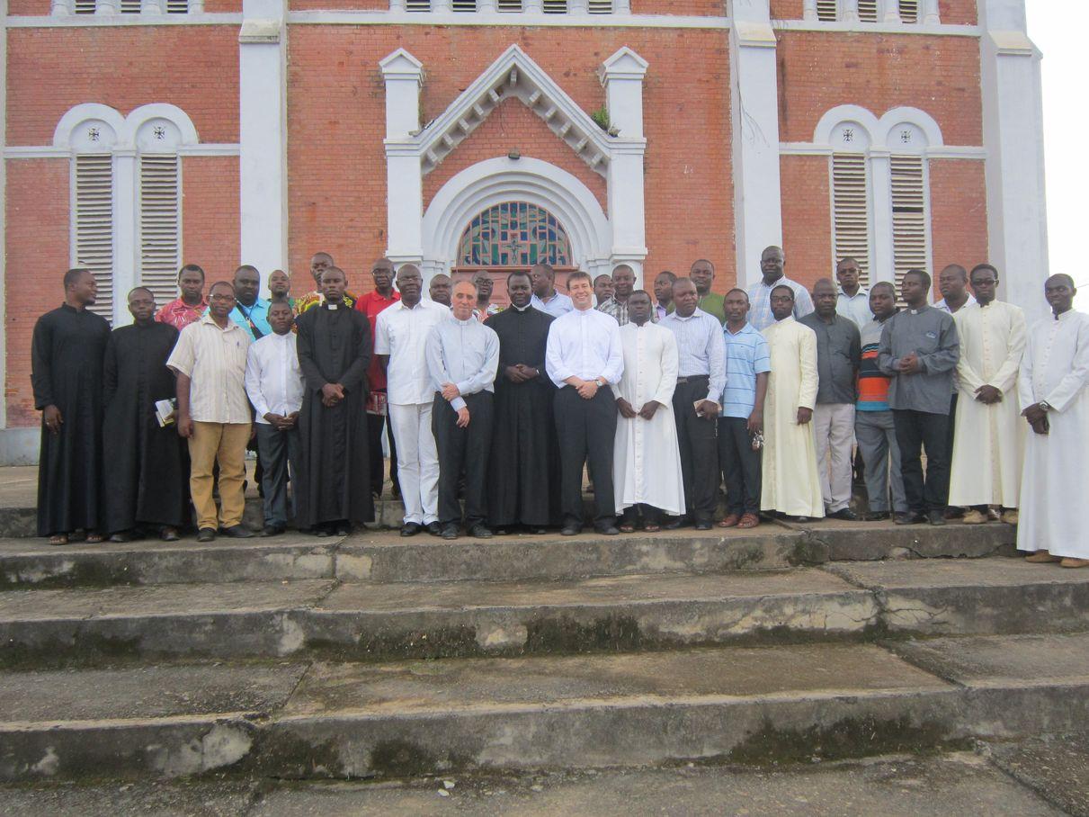 La Obra de la Iglesia en Camerún