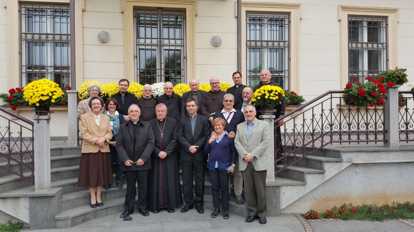 Viaje apostólico a Serbia. Octubre 2017